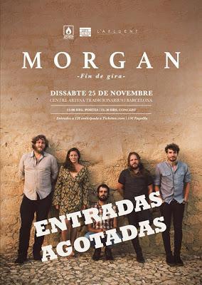 Morgan - Barcelona 25-11-17 - Centre Tradicionarius