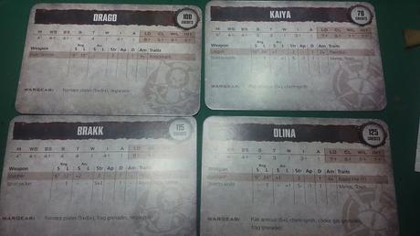 Abundantes fallos y erratas en las cartas de Necromunda