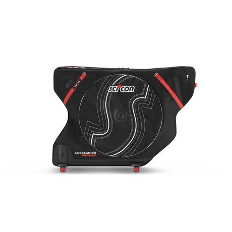 Bolsa para bicicleta de triatlón Scicon AeroComfort Tri 3.0 TSA (+ bolsa Race Rain gratis) - Bolsas para bicis