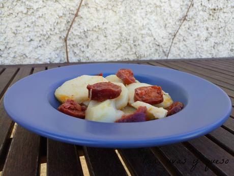 Patatas joecas (tradicional o Crock-Pot) - Reto #Asaltablogs