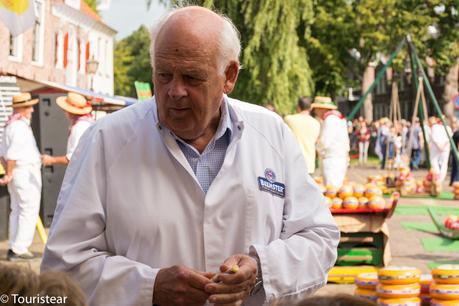 ¿Qué ver en Edam y su mercado del queso?