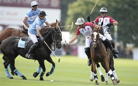 Cría Yatay vs La Dolfina Polo Ranch en Vivo – Polo – Domingo 26 de Noviembre del 2017