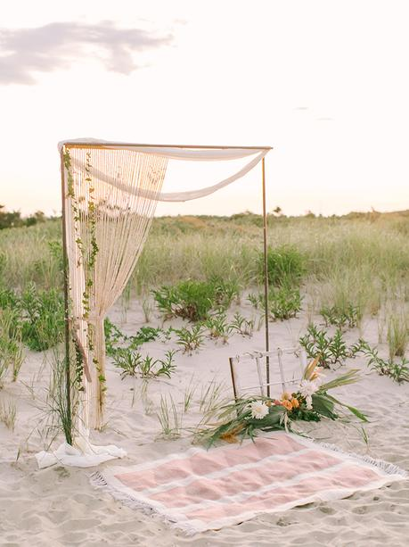Romanticismo en la Playa. Wedding Style.
