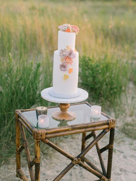 Romanticismo en la Playa. Wedding Style.