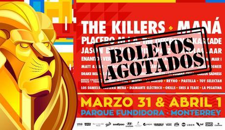 Festival Pa'l Norte 2017 Cartel Boletos