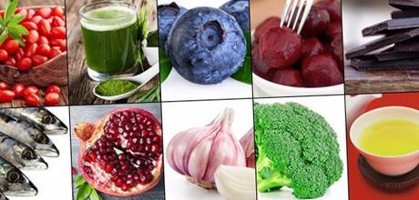 10 Superalimentos, para una Super Salud