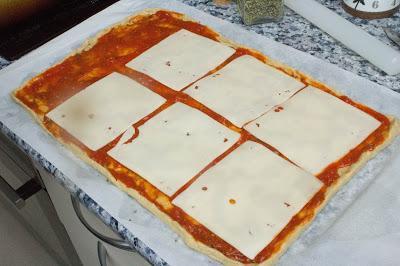 Pizza fit de avena 2 sabores sin lactosa ni gluten