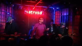 Concierto The Village Green Experience, Madrid, Sala Intruso, 25-11-2017