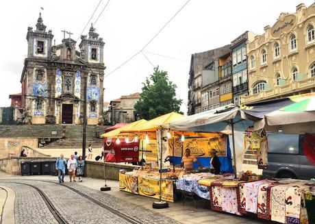 Perderse en Oporto