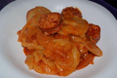 Patatas Joecas, receta tradicional de Cordoba