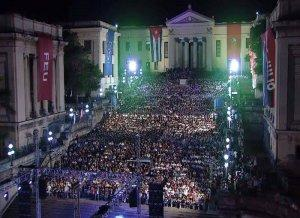Velada inolvidable con #FidelPorSiempre