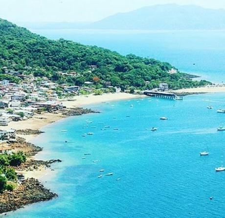 Isla Taboga, Panamá