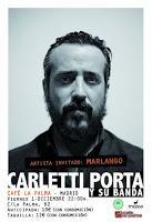 Concierto de Carletti Porta y Marlango en Café la Palma
