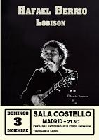 Concierto de Rafael Berrio y Lobison en Costello Club