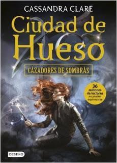 Reseña Ciudad de hueso de Cassandra Clare