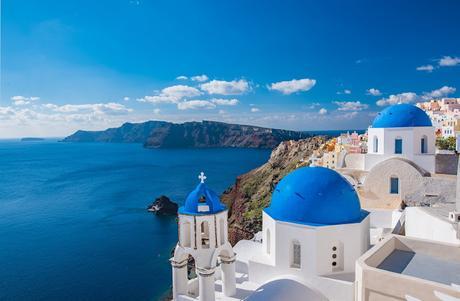 GRECIA (3) - Santorini. - Thera, la erupción que cambió nuestra historia.