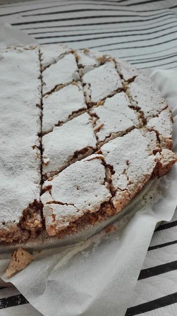 TARTA DE SANTIAGO Ó TORTA REAL
