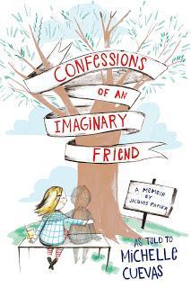 Reseña: Confesiones de un amigo imaginario, de Michelle Cuevas