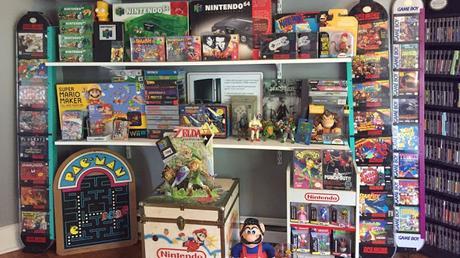 Un hombre vende su increíble colección de Nintendo por $20.000 que adquirió durante 10 años