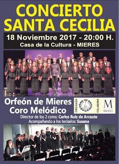 Santa Cecilia en Mieres