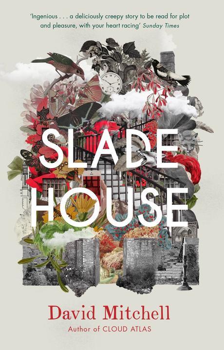 Resultado de imagen para slade house david mitchell