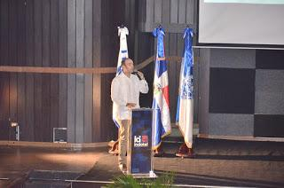 Alta asistencia a ponencia de Castillo Saviñón, pte INDOTEL, sobre República Digital.