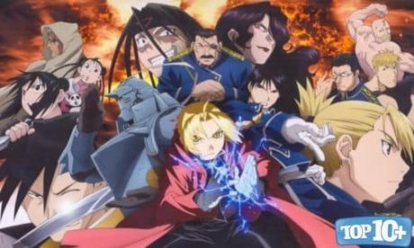 Fullmetal Alchemist-entre-los-mejores-animes-de-todos-los-tiempos