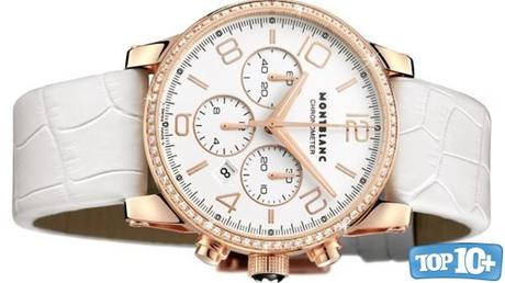 Montblanc Timewalker Chronograph Unisex-entre-los-relojes-Montblanc-mas-caros-del-mundo