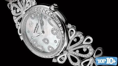 Montblanc Petales de Rose Motif-entre-los-relojes-Montblanc-mas-caros-del-mundo