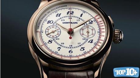 Montblanc Vintage Chronograph-entre-los-relojes-Montblanc-mas-caros-del-mundo