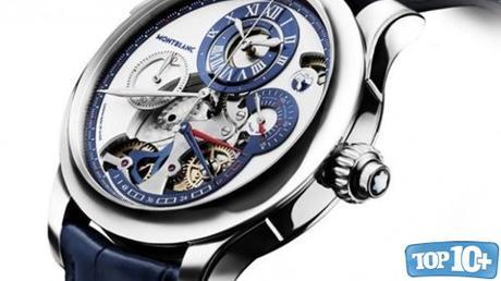 Montblanc Regulateur Nautique Chronograph -entre-los-relojes-Montblanc-mas-caros-del-mundo