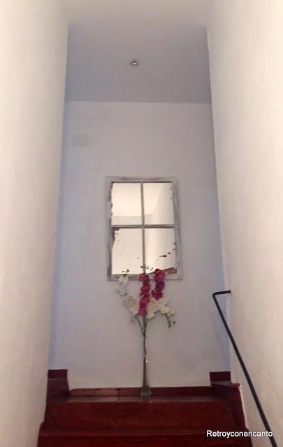 Al final de la escalera...