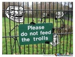 Lo mejor que podemos hacer con los trolls es ignorarlos