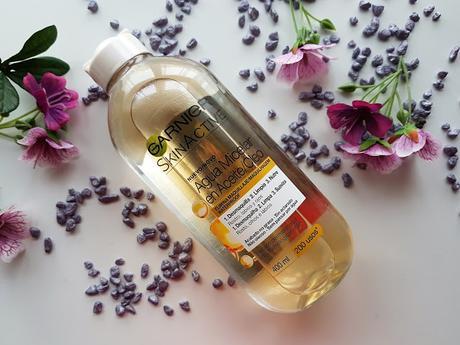 Agua Micelar en Aceite de Garnier: Mi Experiencia