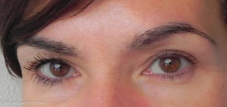 máscara dramatic definition en ojos abiertos