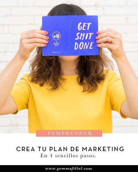 Cómo crear un Plan de Marketing en una tarde