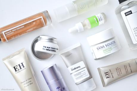 Haul de productos para el cuidado facial
