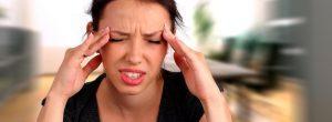 Dolor de cabeza durante los movimientos intestinales