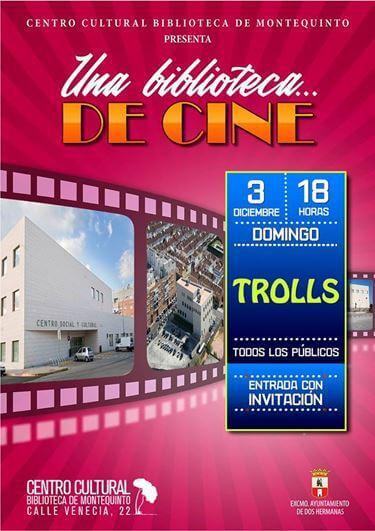 Una Biblioteca de cine presenta, Trolls