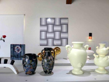 Efectos ópticos en la cerámica de Savona