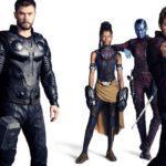 Seis nuevas imágenes con múltiples personajes de Avengers: Infinity War