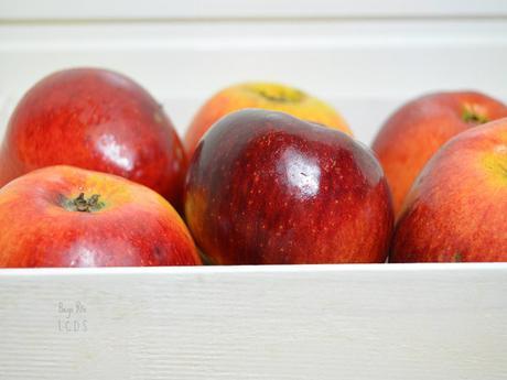 Rosquillas de manzana