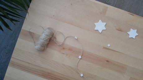 Guirnaldas navideñas minimalistas