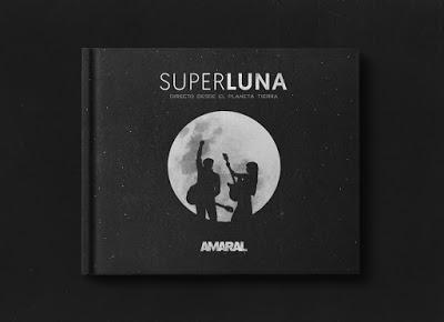 Amaral: Superluna es su nuevo disco en vivo