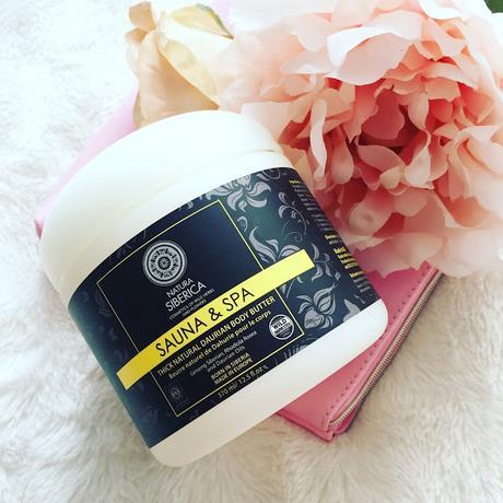 Crema corporal Thick Natural Daurian Body Butter de Natura Siberica