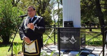 Monumento público a los valores de la Masonería en Argentina