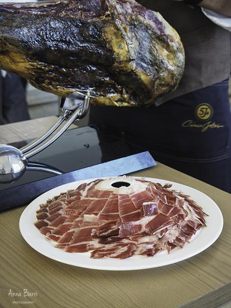 Jamón Cinco Jotas y Cinco Jotas Cooking Challenge en el Basque Culinary Center