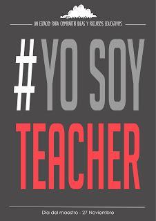 Descargables: Pack de carteles #Yo soy docente