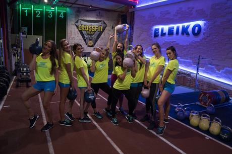 Entrenando en Gymage con Skechers, CosmetikTrip9