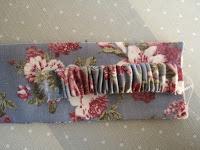 Como hacer una bandana o diadema con lazo